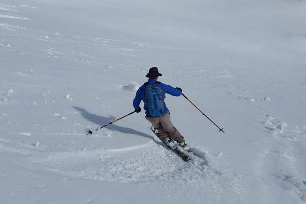 Krótkie narty dla dorosłych