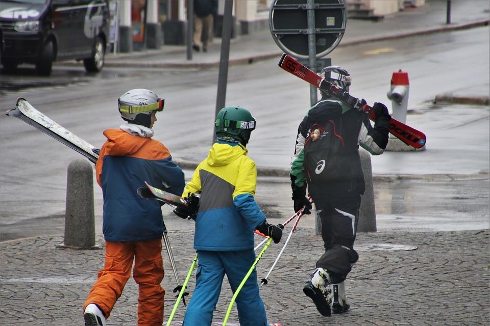 pierwsze narty dla dziecka