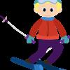 jak się nazywają narty dla małego dziecka