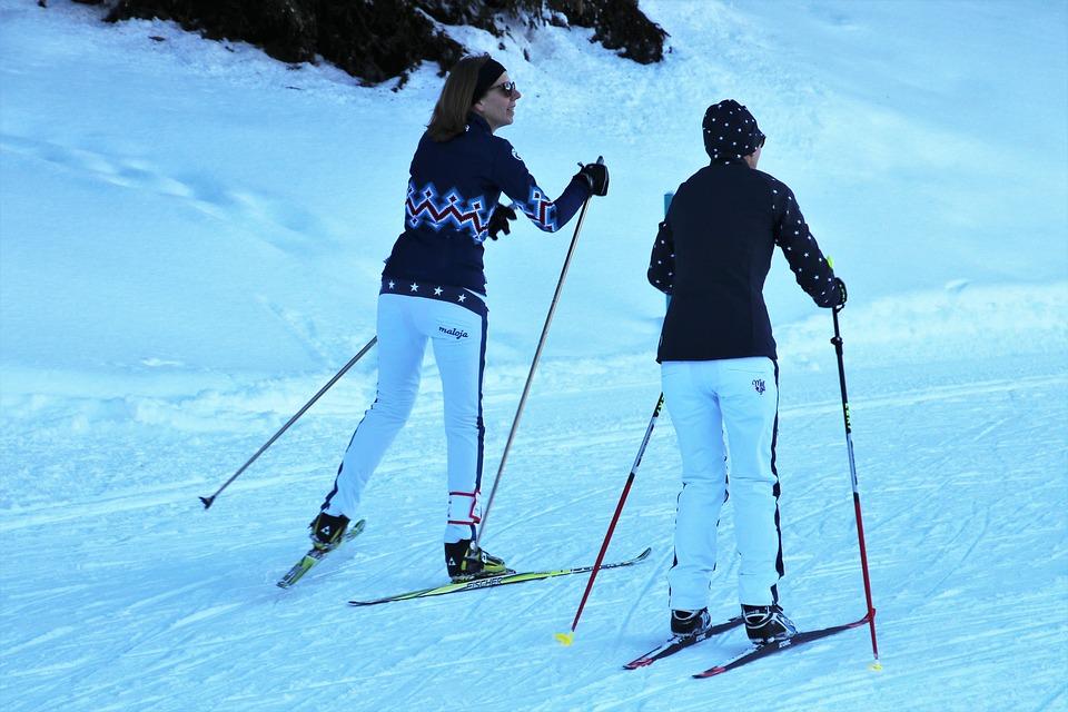 czy jazda na nartach jest trudna